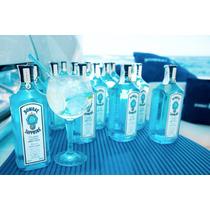 Miniatura Bombay Sapphire Dry Gin 50 Ml Vidro Original