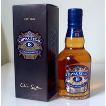Whisky Chivas 18 Anos 200ml - Importado!