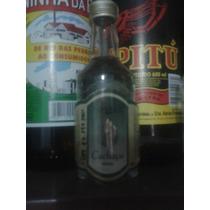 Garrafa Miniatura Cachaca Royale Prata 50ml