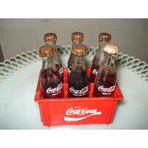 Garrafinhas De Coca-cola - Antigas E Raro