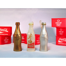 Garrafinhas Coca-cola Olimpíada De Atenas 2004