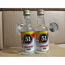 Miniatura Cachaça 51 Original 50 Ml