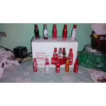 Coleção Mini Garrafinhas Da Galera Coca Cola 2015