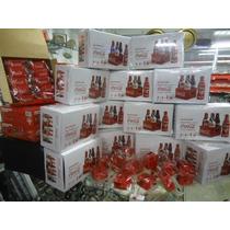 Coleção 15 Mini Garrafinhas Da Galera Coca Cola 2015 $150,00