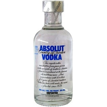 Vodka Absolut Miniatura 200ml Mini.