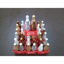 40 Garrafinhas Especiais Coca Cola E 10 Engradados