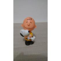 Charlie Brow E Snoopy - Coleção Snoopy Mc Donald