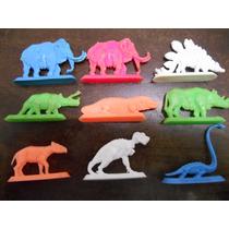 Dinossauro Miniaturas Anos 80