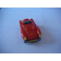Kinder Ovo-carro Vermelho -( K 96 Nº87 )-(j272)