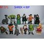 Kinder Ovo - Coleção Completa - Shrek 4 Bip