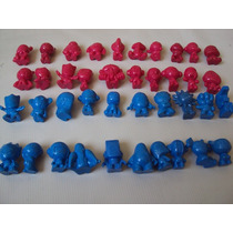 Panini 40 Bonecos Pequenos C Formato Geloucos