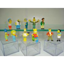 The Simpsons Kinder Ovo Argentino E Bert Vila Sesamo
