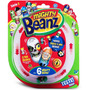 Mighty Beanz - Série 5 - Pack Com 6 - Dtc2870 - Ed. Limitada