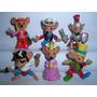 Kinder Ovo - Coleção Completa - Carnaval Ratos Hipps
