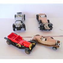 Lote Coleção Calhambeques Carros Anitigos