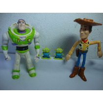Bonecos Toy Story Mc Donald