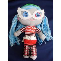 Boneca Pano Ghoulia Yelps Monster High Mattel 27 Cm