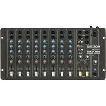 Mixer / Mesa De Som Ciclotron - Mxs-8s - 8 Canais