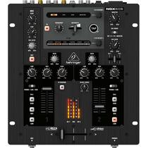 Pro Mixer Para Dj 2 Canais Nox 202 - Behringer Frete Grátis!