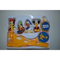 Móbile Giratório Musical Disney P/ Berço Mickey