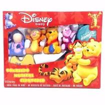 Móbile Giratório Musical Berço Ursinho Pooh E Mickey Disney