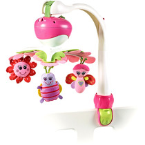 Brinquedo Móbile De Berço Musical Take Along Tiny Princess