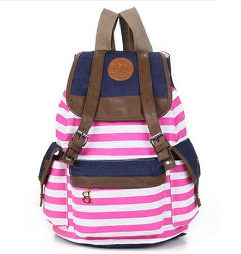 Bolsa Escolar De Um Ombro : Eu moda mochila bolsa escola ou