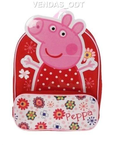 Mochila Infantil Peppa Pig Pepa