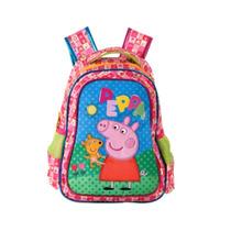 Mochila Peppa Pig Sunny Day - P - 5233