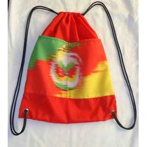 Mochila Saco Estampa Cores Bandeira Do Rio Grande Do Sul