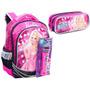 Kit Escolar Barbie Rock