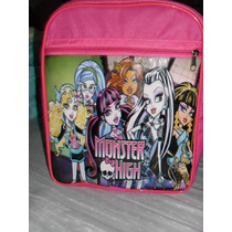 Mochila Infantil Monster High