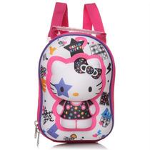 Hello Kitty Merendeira Porta Lanche Lancheira