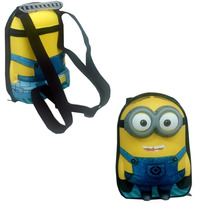Merendeira Infantil Minions 3d Max Toy