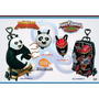 Lançamento 3d Panda E Power Ramgers