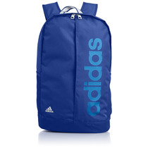 Mochila Adidas Linear Essentials Original Azul
