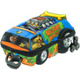 Mochila Escolar Mochilete 3d Scooby-doo Turbo + Lancheira