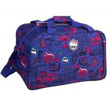 Bolsa Sacola Monster High Vs3 Tween Infantil Menina Sestini