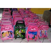 Mochila Infantil Feminina Lançamento 2016 A P/entrega