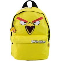 Mochila Escolar Costas Angry Birds - Passarinho