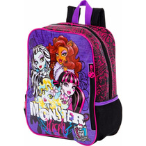 Mochila Monster High - Sestini Original