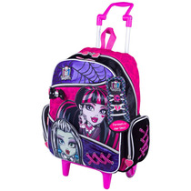 Mochilete Monster High, 2 Rodas - Sestini