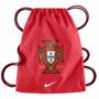 Saco Nike Seleção Portugal Portuguesa Sacola Bolsa Mochila