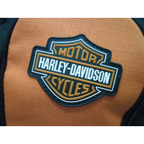 Mochila Harley Davidson Impermeavel Com Faixa Refletiva.
