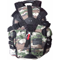 Mochila Oakley Icon 2.0 Rara 100% Original Camuflada Limited