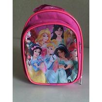 Merendeira Escolar Princesas Térmica + Brinde