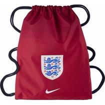 Saco Nike Seleção Inglaterra Training Sacola Bolsa Mochila