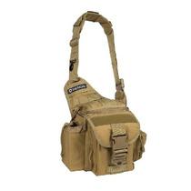 Bolsa Modular Tactical D Ombro Desert Tipo Maxpedition Jumbo
