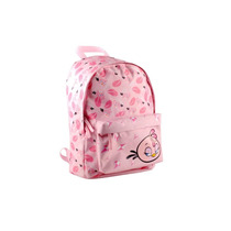 Mochila De Costa Feminina Angry Birds Abm5008 Pink Stella