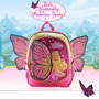 Mochila Escolar Costas (g) - Barbie Butterfly Asas Sestini